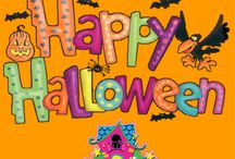 Happy Halloween / Wishing all the Sweeties in Candyland a safe and spooky Halloween!