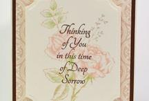 Card Ideas Sympathy