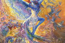 J.WALL / FANTASY ART / by Diana Fowler