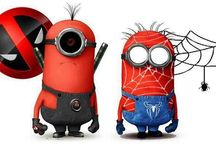 Minions!! / by Karissa Keith