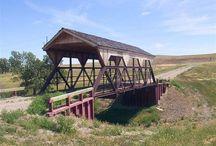 Covered bridges North Dakota