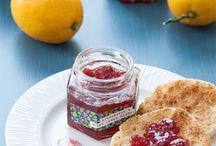 marmalades and marinades