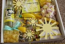 Care Package/Survival Kit Ideas / Care package and survival kit ideas for families to send/give to their college student.