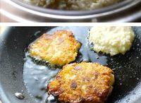 torticas de arroz con queso.