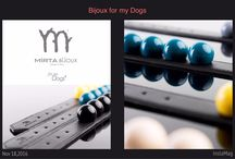 Mirta Bijoux ® collari for my Dogs