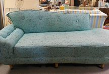 Inredning, soffa