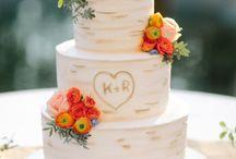 Gâteaux De Mariage rustique