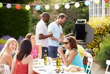 HOW TO MANAGE A GARDEN PARTY