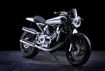 SS100 90th anniversary concept bike / Brough Superior 90th anniversary SS100 concept (2014)