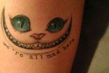 tattoos / by Angel Nihells