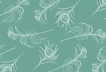 Casart Quill / Casart coverings Quill designs as temporary wallpaper