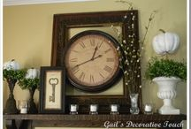 House Mantels / by Kathleen Whatley