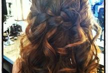 Wedding hair / by Yesenia Munoz