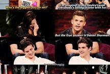 Tw cast interviews