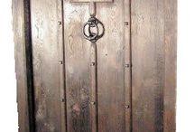 Our bespoke oak front doors