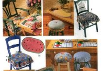 Sewing Patterns : HOME DECOR - CRAFTS