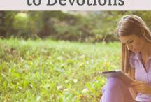 Bible Studies/Devotions
