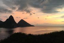 St. Lucia / Wunderschöne, paradiesische Insel in der Karibik...