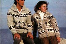 white buffalo indian sweater PDF patterns