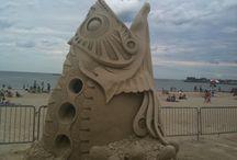 Sandcastles & Sculptures