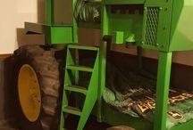 traktor seng