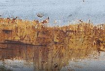 Raw Abstract Photography / Painted by nature captured by Jani