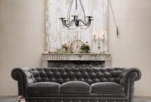 studio furniture. / by Becky Bercik-Jones