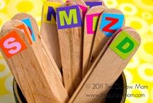 Pre-K Reading & Writing / by Martha Nziramasanga