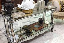 Tables / Dining, Occasional, Side, Center. Wood, Metal, Marble....all things table!