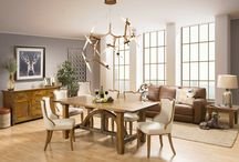 Statement Chandeliers for Living Room