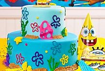 Birthday Cake & Treat Ideas / Let them eat cake! Get tons of ideas for amazing birthday cakes for kids' fave birthday party themes and characters ... complete with feast-your-eyes photos and step by step cake decorating how-to's. Got forks?