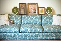 Couch ideas for Kay / by Wilma Galvin