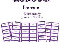 Montessori language resources