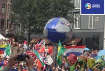 Mundo Younido @ Gay Pride Amsterdam NL