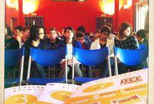 Scuole al Caos - Centro Arti Opificio Siri / L'Umbria Beecoming incontra i bambini delle scuole medie