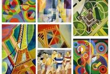 Abstract Artists/Art