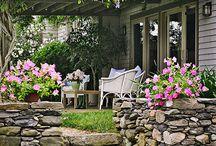 patio hardscape