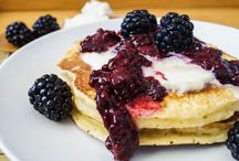 Fluffy pancakes / Yummy looking