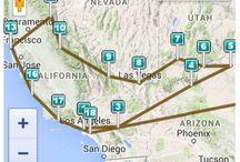 Reiserouten USA / Die besten Routen für einen Trip in die USA