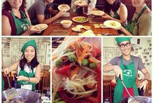 Vegetarian Thai cooking class / Our most popular Thai cooking class in Bangkok and Chiang Mai.