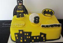 Bolos Batman Lego