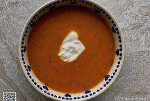 Soup / Delicious vegan food - soups
