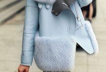 Jacket lather fur