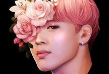 Kpop art