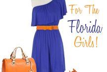 It's Great To Be A Florida Gator / by Leigh Sidell