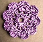 Crochet Coaster Patterns / Crochet Coaster Patterns