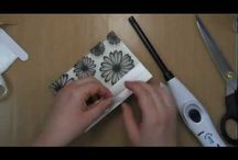 Scrapbook tutorials