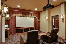 Media and Game Rooms / Media Rooms & Game Rooms