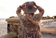 tricot e crochet