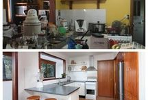before & after / Property Styling and Preparations